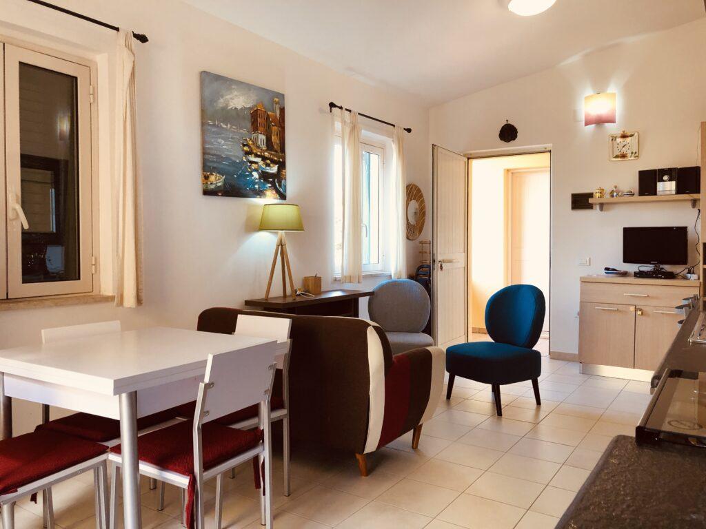 Marasusa complex Tropea – Penthouse 2 bedroom apartment with sea views