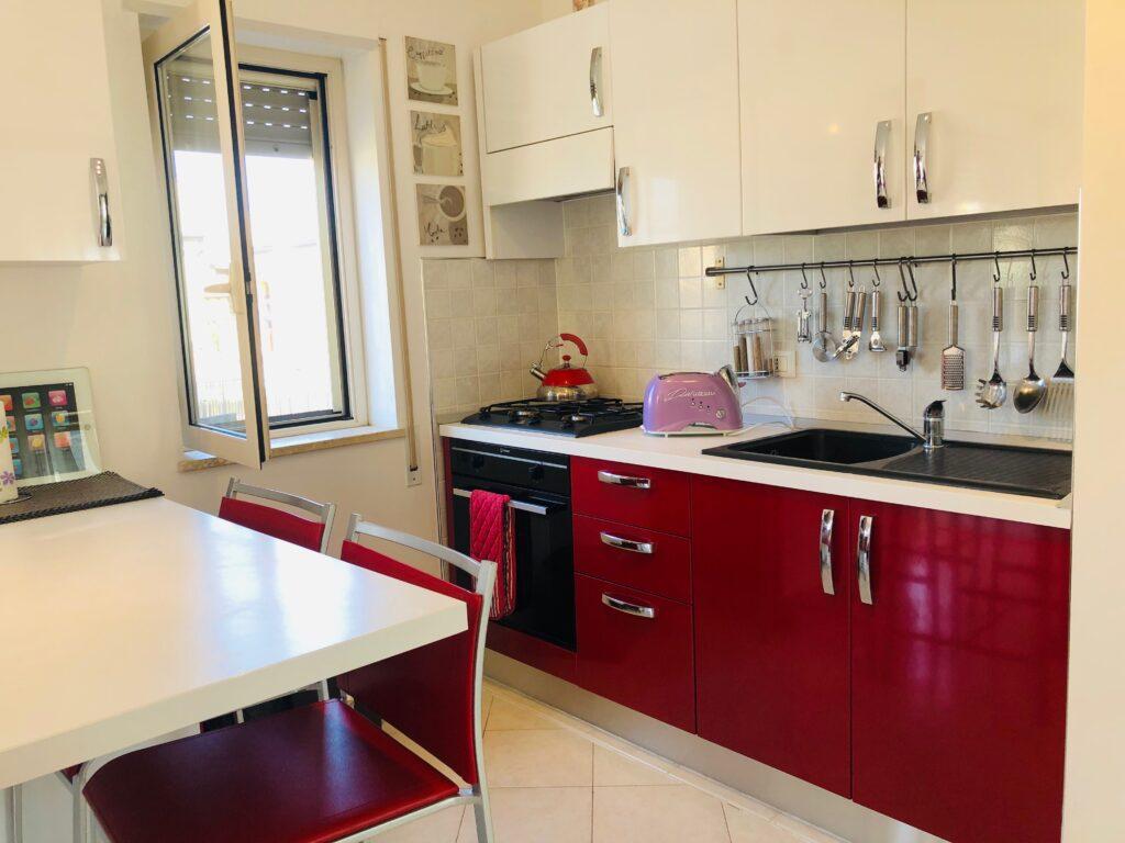 Pizzo beach club  – Penthouse apartment